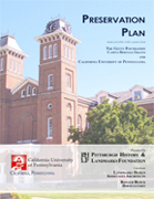 California University Preservation Plan