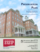 Indiana University of Pennsylvania Preservation Plan