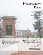 Allegheny College Preservation Plan