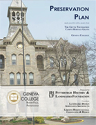 Geneva College Preservation Plan