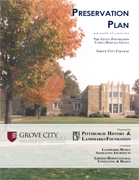 Grove City College Preservation Plan