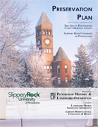 Slippery Rock University of Pennsylvania Preservation Plan