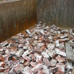 Bricks To Be Recycled