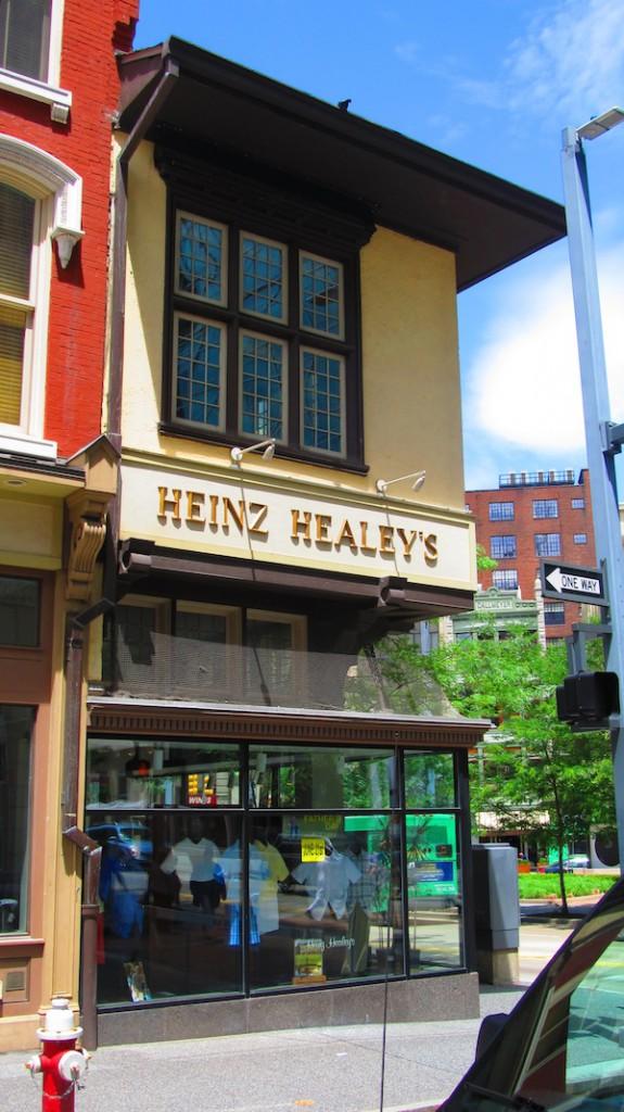 Heinz Healey's