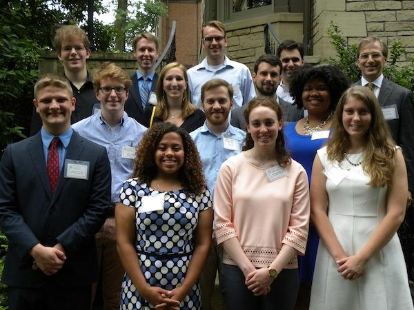 Landmarks Scholarship Reception 2015